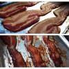 Crispy bacon, ca în mama SUA acasă
