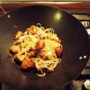 Ce-am gătit noi sâmbătă seară: Eu chinezesc, el italienesc