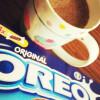 Oreo milkshake în doi pași și trei ingrediente