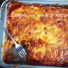 """Lasagna"" cu vinete și mozzarella"