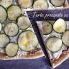 Tartă proaspătă cu zucchini