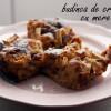 Budincă de croissante cu mere