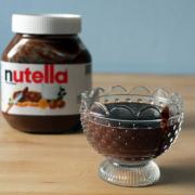 Budincă de Nutella