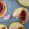 Biscuiți cu portocale roșii