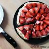 Tartă de căpșuni cu mascarpone