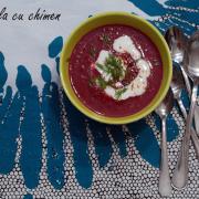 Supă cu chimen și sfeclă