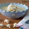 Budincă cu popcorn