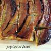 Prăjitură 'răsturnată' cu banane