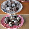 Trufe de ciocolată cu mentă și ardei iuți