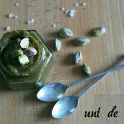 Unt de fistic // Homemade Pistachio Butter