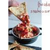 """Salsa de fructe și """"nachos"""" cu scortișoară"""