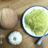 How to: Cum să prepari dovleacul spaghetti