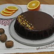 Tort de ciocolată cu portocale