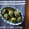 Aperitive cu spanac și brânză