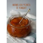 Marmeladă picantă de kumquat