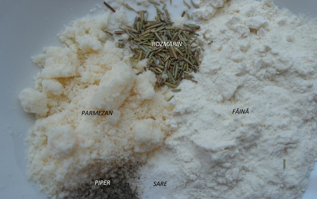ingrediente cartofi parmezan