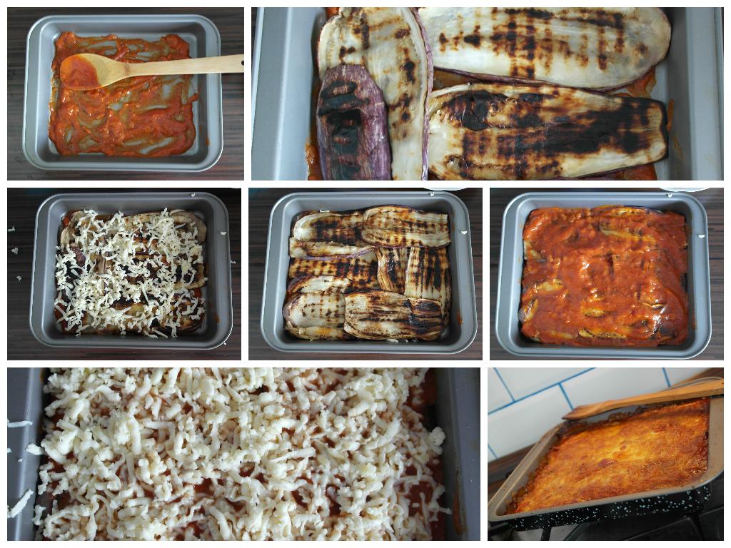 colaj lasagna vinete
