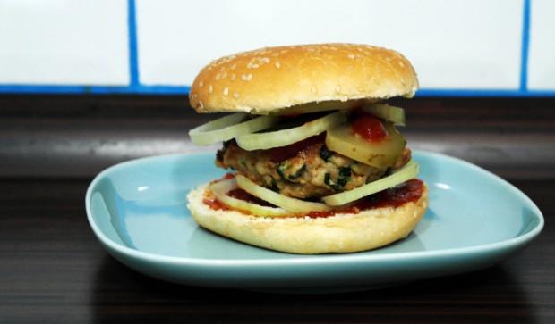 burger curcan