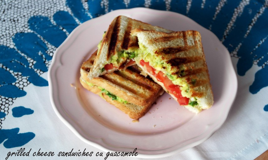 guacamole sandw