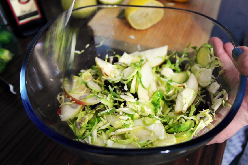 salata varza mar
