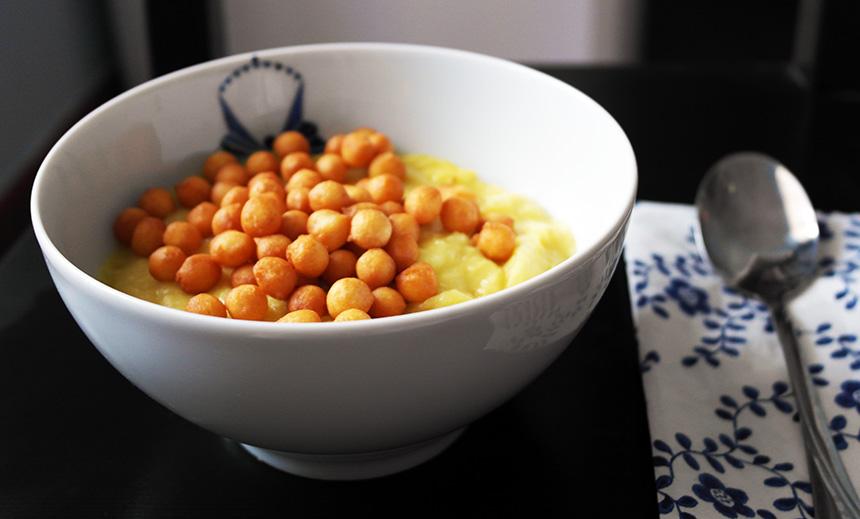 supa crema pastarnac