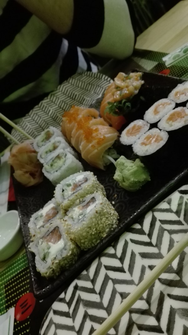 somon sushi
