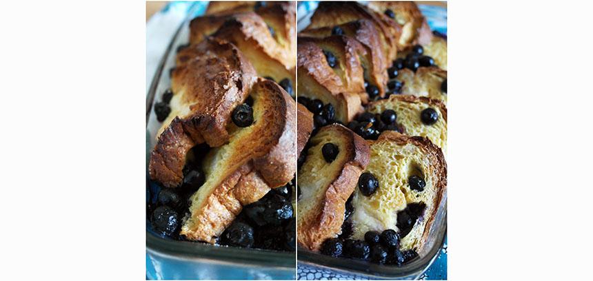 cozonac bread puddin