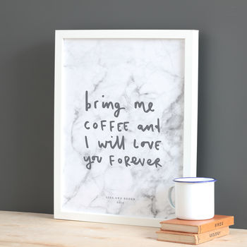 cafea poster