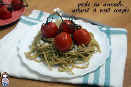 paste avocado rosii usturoi
