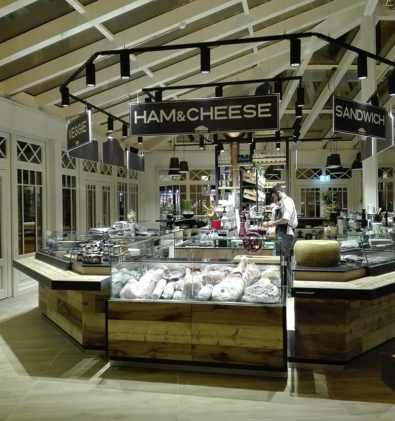 cheese & ham la fabrika