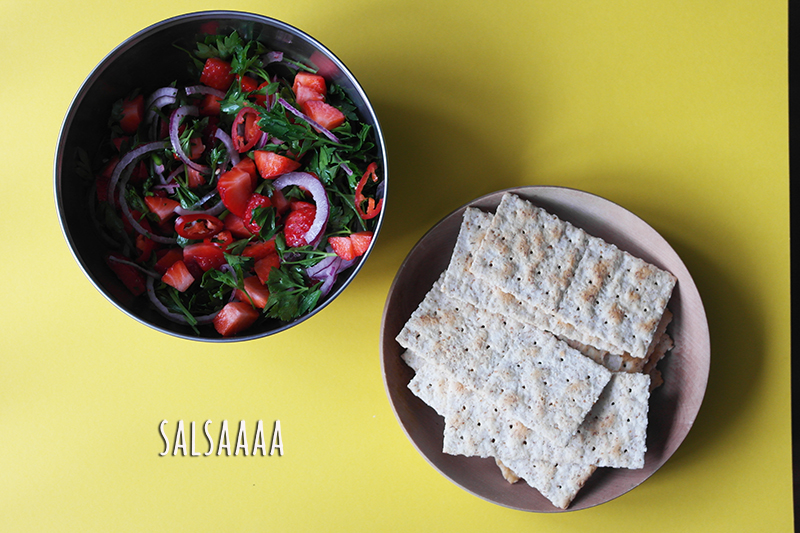 salsa capsuni