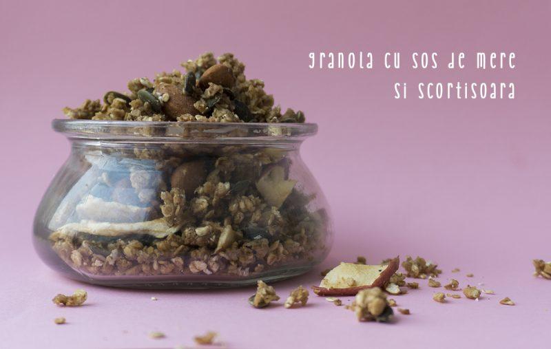 granola sos de mere